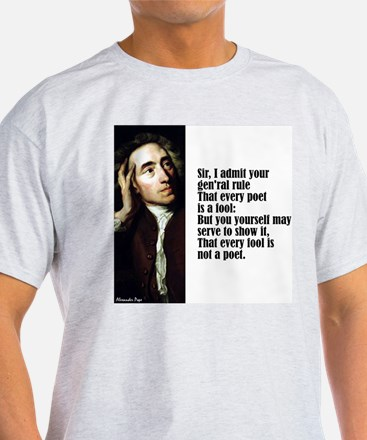 """Pope """"Every Fool"""" T-Shirt"""