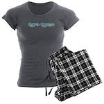 Cane Corso Women's Charcoal Pajamas