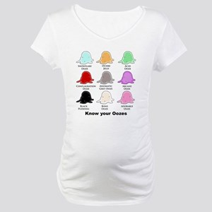 Know your Oozes Maternity T-Shirt