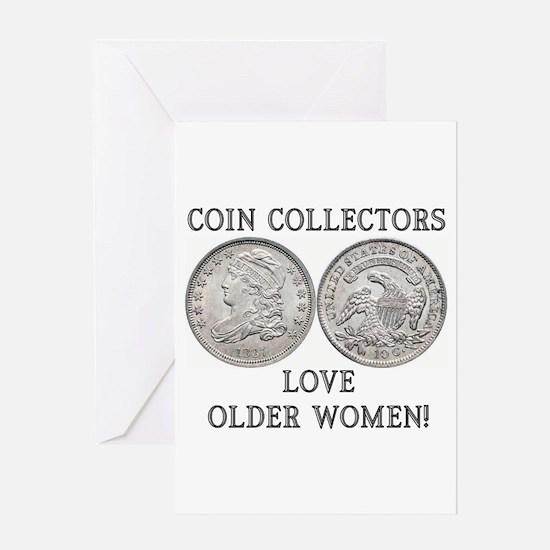 Older Women Greeting Card