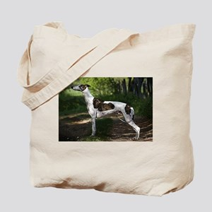 Greyhound Art Tote Bag