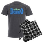 adhuc Dormio Blue Men's Charcoal Pajamas