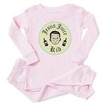 Jesus Juice Kid Baby Pajamas