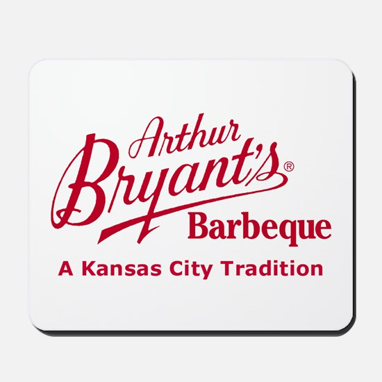 Arthur Bryant's Barbeque Mousepad