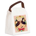 Fern Classic Canvas Lunch Bag