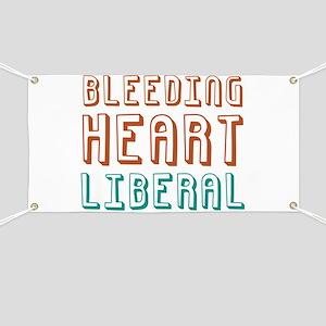Bleeding Heart Liberal Banner