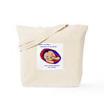 Born in Korea Tote Bag