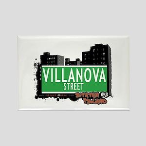 VILLANOVA STREET, STATEN ISLAND, NYC Rectangle Mag