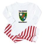 75TH RANGER REGIMENT Baby Pajamas