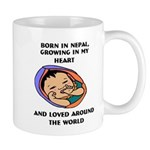 Growing in my Heart Nepal Mug