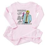 The Weatherman Baby Pajamas
