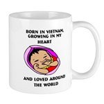 Growing in my Heart Vietnam Mug
