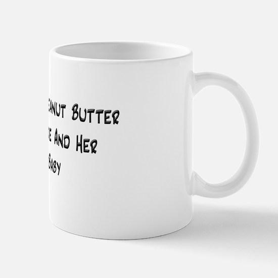Peanut Butter Mug
