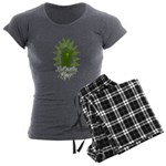 LowCountry Piper Women's Charcoal Pajamas