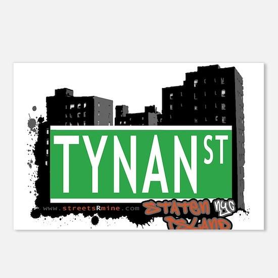 TYSEN STREET, STATEN ISLAND, NYC Postcards (Packag