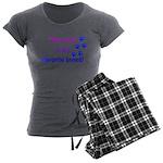 CAPP Women's Charcoal Pajamas