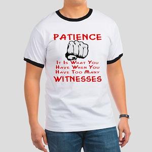Too Many Witnesses Ringer T