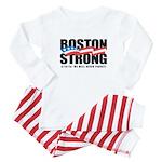 Boston Strong Baby Pajamas