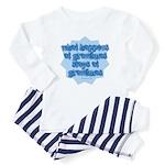 what happens at grandmas Baby Pajamas
