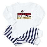 Godfather Baby Pajamas
