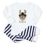 Dougherty Coat of Arms Baby Pajamas