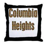 Columbia Heights Throw Pillow