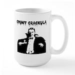 Count Crackula Large Mug