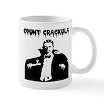 Count Crackula Mug