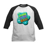 Grody To The Max! Kids Baseball Jersey