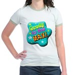 Grody To The Max! Jr. Ringer T-Shirt