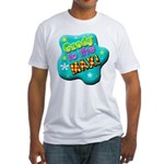 Grody To The Max! Fitted T-Shirt