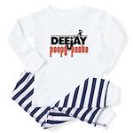 Deejay poopy pants Baby Pajamas