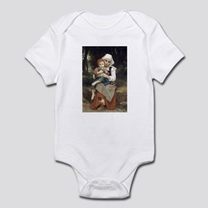 Bouguereau Infant Bodysuit