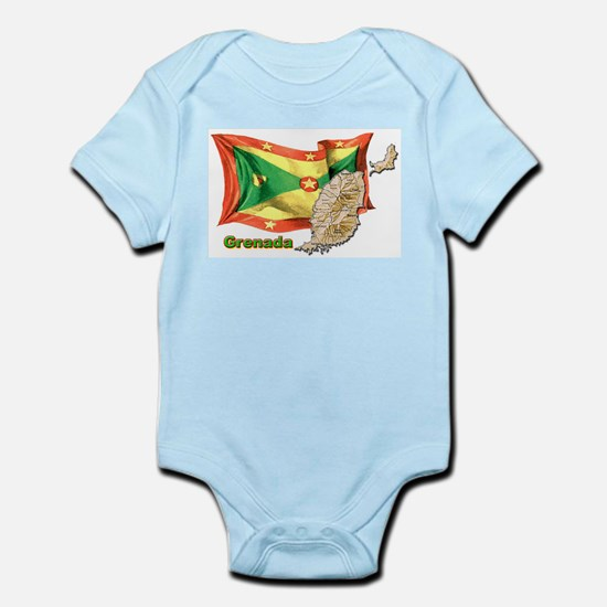 Grenada Infant Creeper