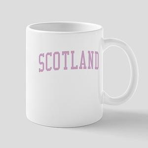 Scotland Pink Mug
