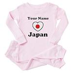 Personal Japan Baby Pajamas