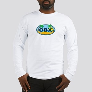 OBX Oval Long Sleeve T-Shirt