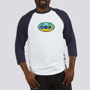 OBX Oval Baseball Jersey