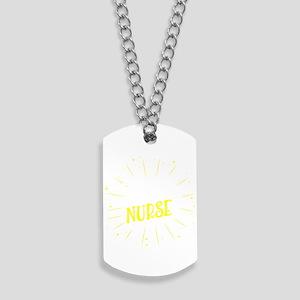 Wonder Nurse Gift Idea Dog Tags