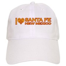 I Love Santa Fe, NM Cap