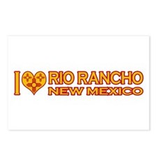 I Love Rio Rancho, NM Postcards (Package of 8)