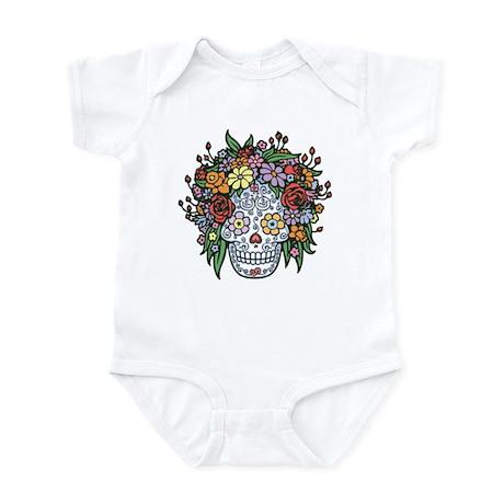 Mujere Muerte con Gracias Infant Bodysuit