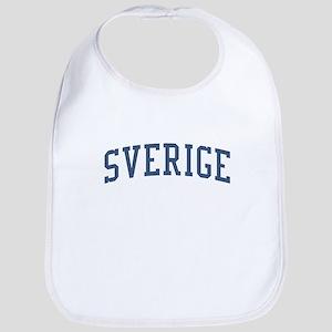 Sweden Blue Bib