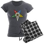 OES Women's Charcoal Pajamas