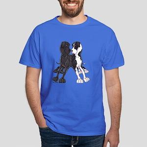 NBlk N Mtl Lean Dark T-Shirt