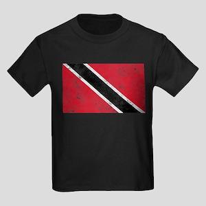 Trinidad & Tobago Kids Dark T-Shirt