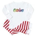 CODA Pastel Baby Pajamas