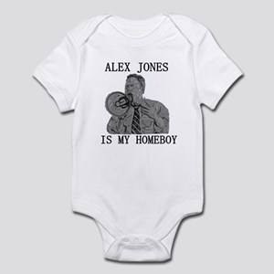 alexjoneswhite1 Body Suit