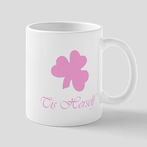 Tis Herself Mug