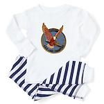 USS LAKE CHAMPLAIN Baby Pajamas
